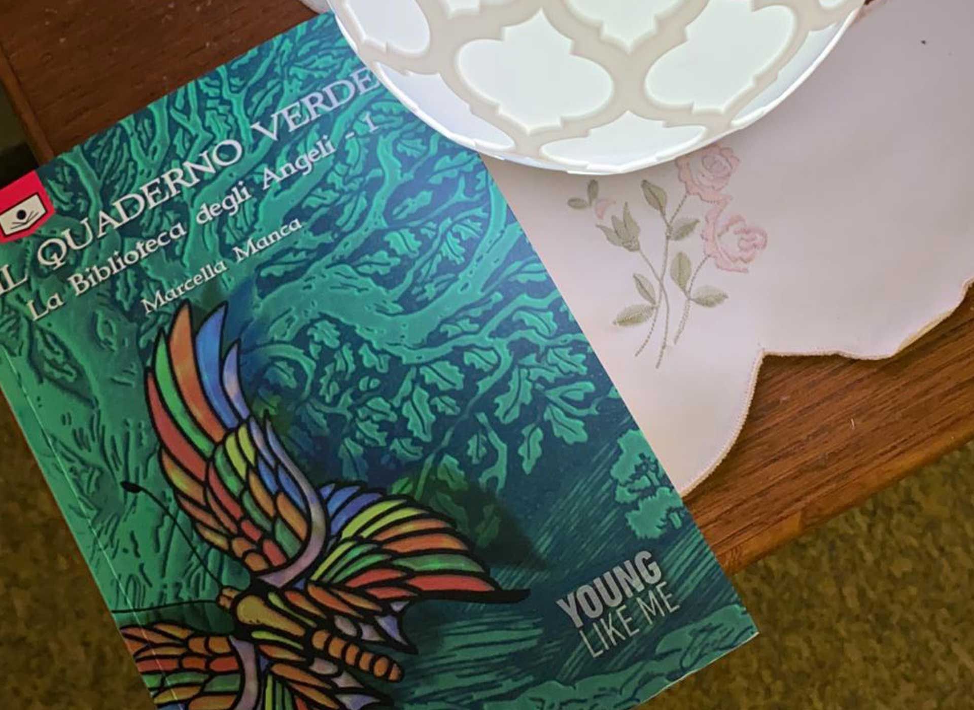 """""""Il quaderno verde. La biblioteca degli angeli"""", invito ai giovani a riscoprire valori dimenticati"""